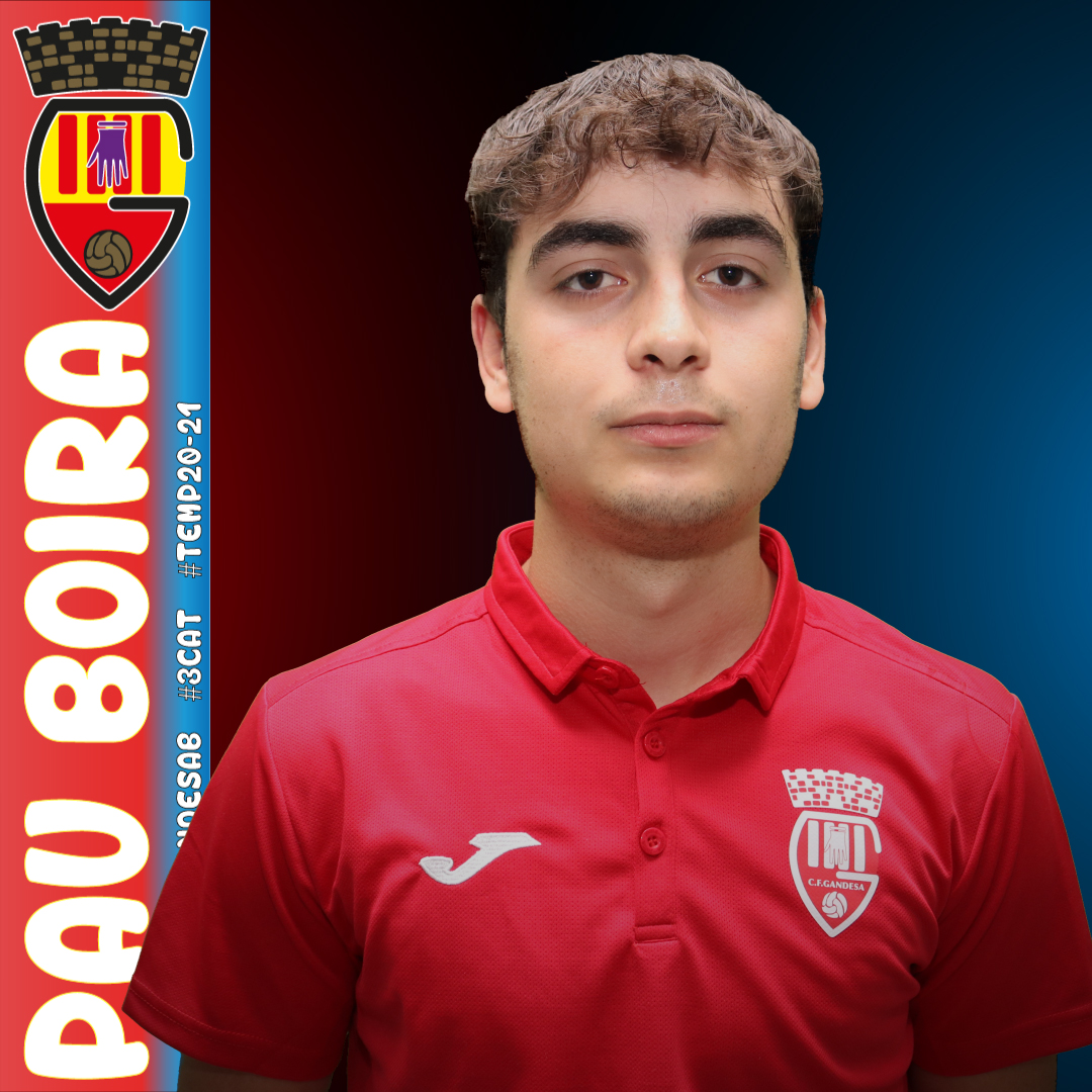 CF GANDESA B. RENOVACIÓ PAU BOIRA
