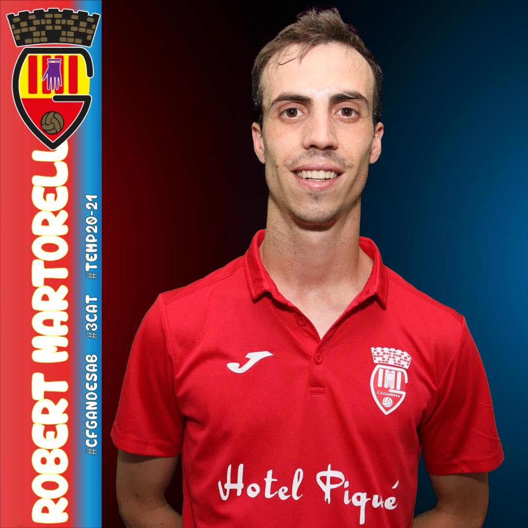 CF GANDESA B. RENOVACIÓ ROBERT MARTORELL