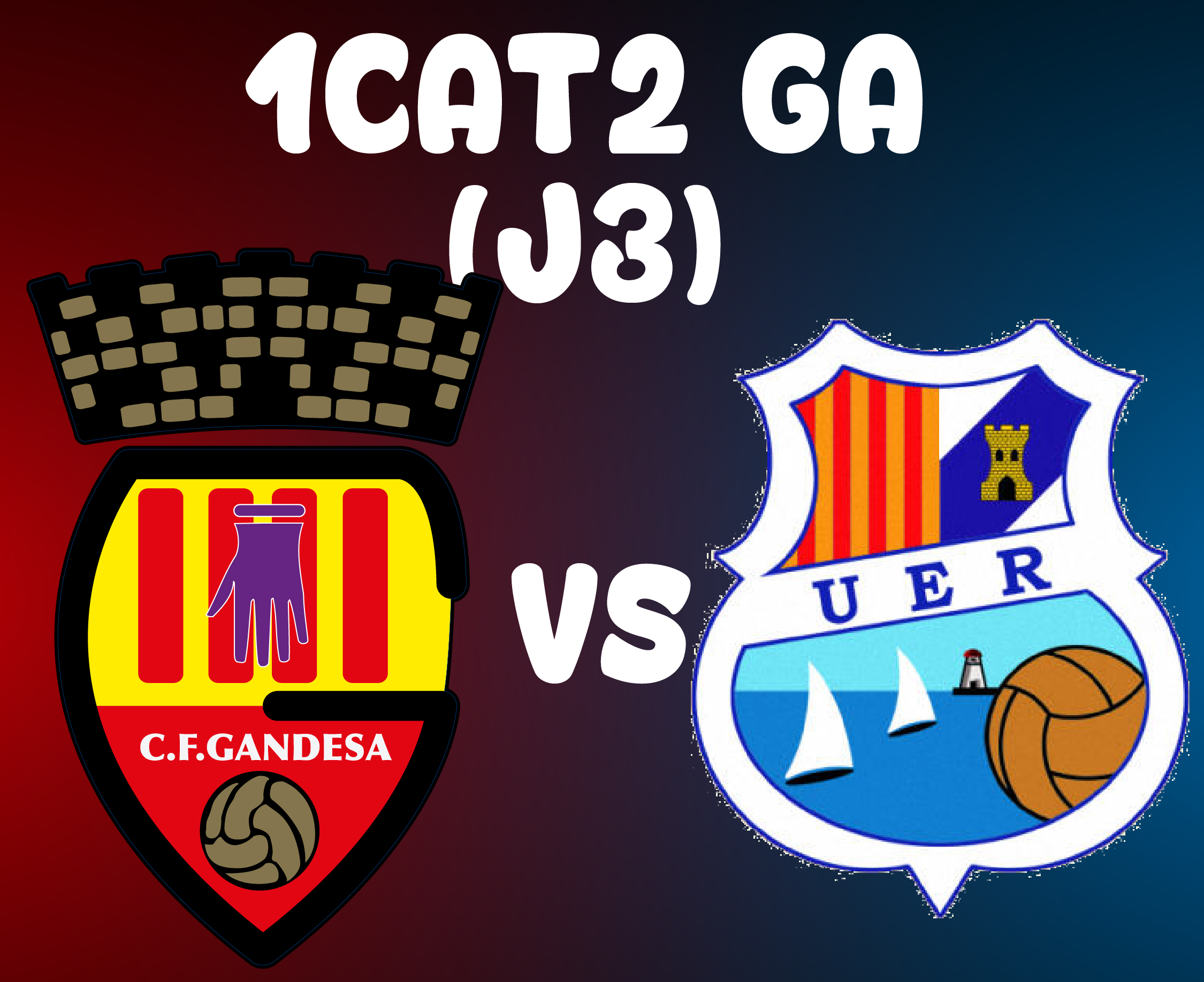 J3 > CF GANDESA (A) VS UE RAPITENCA