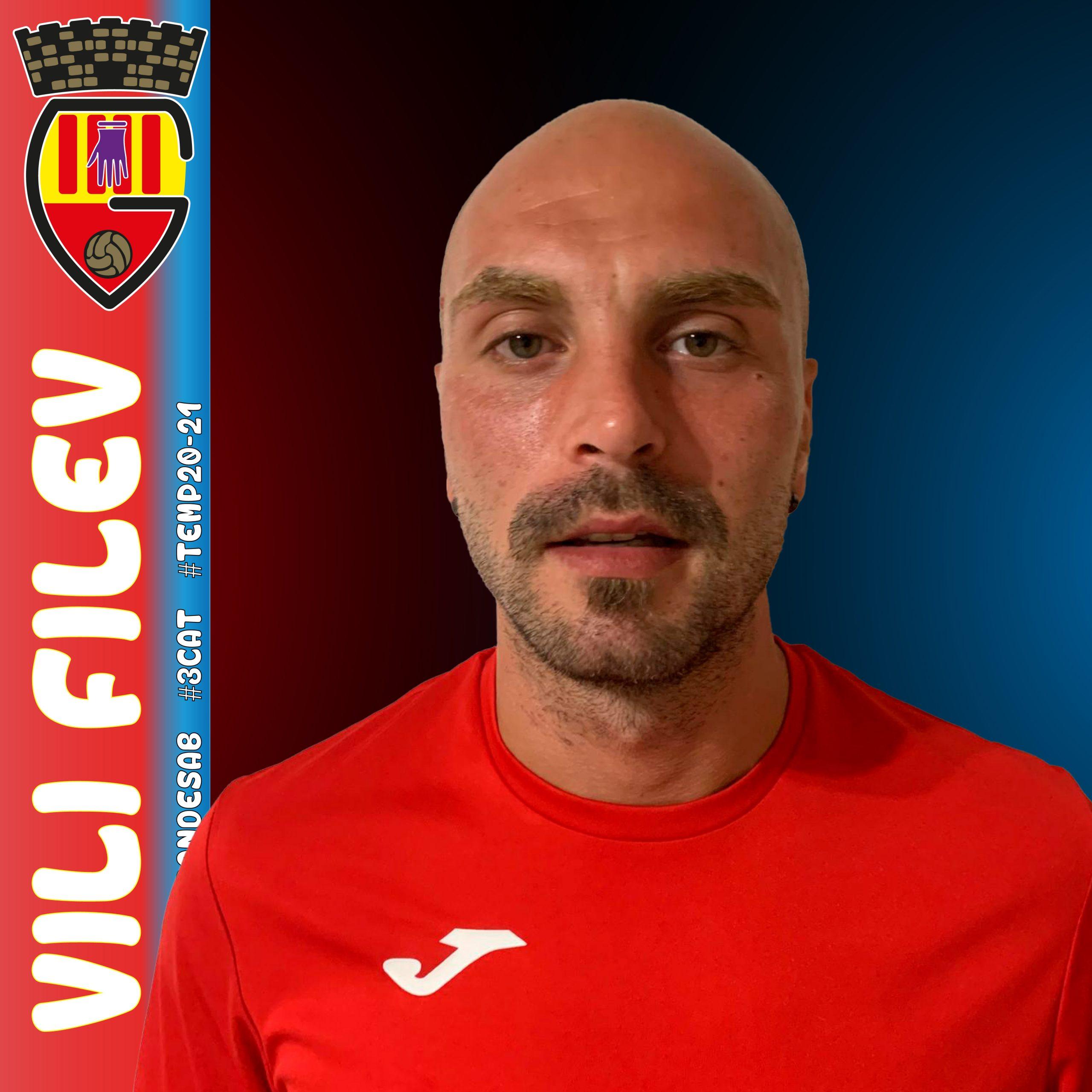 CF GANDESA B. RENOVACIÓ «VILI» FILEV